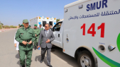 La médecine militaire apporte sa contribution à la mission de lutte contre la propagation du coronavirus au Maroc.