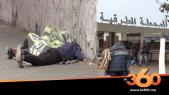 Cover_Vidéo: فيروس كورونا يهدد مئات المتشردين بشوارع البيضاء