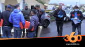 Cover_Vidéo: أعوان السلطة يوزعون شواهد التنقل الاستثنائي