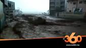 Cover_Vidéo:  فياضانات قوية وسيول جارفة تجتاح تارغا والجبهة ضواحي شفشاون