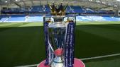 Le trophée de la Premier League.