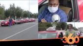 cover: أصحاب سيارات الأجرة  نضحي بحياتنا في سبيل لقمة العيش