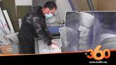 Cover_Vidéo: شاب يصنع أقنعة واقية ويوزعها مجانا على أطباء مستشفيات الشمال