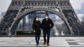 Tour Eiffel coronavirus