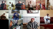 Corona Artistes marocains et algériens