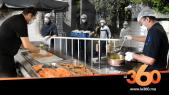 Cover. Vidéo. Coronavirus: solidarité et générosité au menu du Cabestan