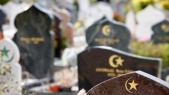 carrés musulmans dans les cimetières en France