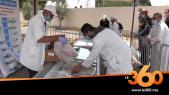 """Cover_Vidéo: انطلاق مبادرة """"حوت بثمن معقول"""" بإنزكان وسط إقبال لافت للمواطنين"""