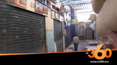 "Cover_Vidéo: كورونا يؤزم تجار سوق ""ولد مّينة"" بالبيضاء"