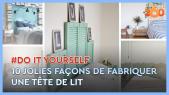 Cover_Vidéo: Do It Yourself Ep7: 10 jolies façons de fabriquer une tête de lit
