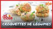 Cover_Vidéo: A l'heure du Ftour Ep6 : CROQUETTES DE LÉGUMES