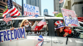 Mani anti-confinement USA