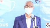 Pr Moussa Seydi, chef du service des maladies infectieuses de l'hôpital de Fann à Dakar.