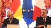 Wolfgang Schäuble et Richard Ferrand