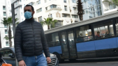 Casablanca coronavirus masque ville