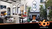 Cover la maison marocaine de Khloe Kardsashian