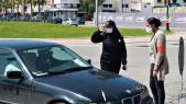 Contrôle policier