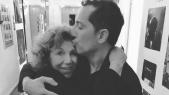 Gad El Maleh et sa maman
