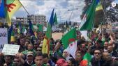 Manifestations populaires à Béjaia
