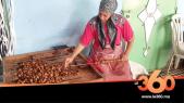Cover Vidéo - نساء وزان يعكفن على كبس التين المجفف زمن كرونا