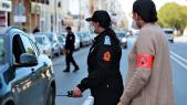 Confinement police
