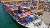 Trafic portuaire