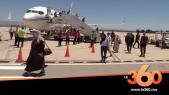 Cover Vidéo - شهادات مؤثرة لمغاربة عائدين من إسبانيا