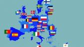 pays de l'espace européen