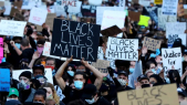 USA Manif anti-racisme