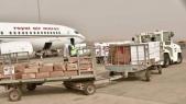 Aide de lutte contre le Covid-19 arrivée à Dakar