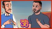 Cover Vidéo - راديو 36: في أول خروج يوسف الزروالي يتحدث عن سبب اعتقاله