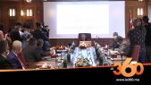 Cover_Vidéo: لأول مرة وزير العدل يحضر أشغال المجلس الأعلى للسلطة القضائية