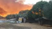 Incendie Tanger