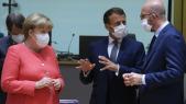 Merkel - Macron - Michel