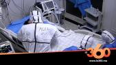 Cover Vidéo -  مشاهد صادمة من داخل قسم الإنعاش والعناية المركزة بطنجة