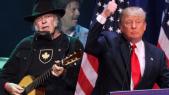 Neil Young et Donald Trump