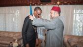 Mohammed VI et Paul Kagame