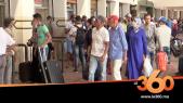 Cover Vidéo -  ارتفاع صاروخي لأسعار التذاكر بولاد زيان بعد إعلان منع السفر إلى المدن