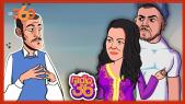 Cover_Vidéo: راديو 36: في أول خروج مسلم وأمل صقر يوضحان سبب الطلاق على المباشر