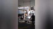 Cover_Vidéo: Accident spectaculaire d'un camion-citerne à Casablanca