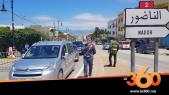 Cover_Vidéo: الدرك الملكي بالحسيمة صرامة وحرص لاحترام تدابير الطوارئ
