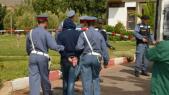 Arrestation gendarmes