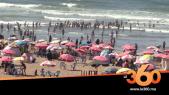 Cover Vidéo -  هل يحترم المغاربة التدابير الوقائية في الشاطئ؟