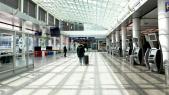 Aéroport vide
