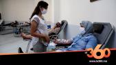 Cover Vidéo - خصاص في الدم يدفع جمعيات بطنجة لتنظيم أيام التبرع