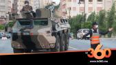 Cover Vidéo - شاهد كيف تم توزيع دوريات الجيش بشوارع طنجة