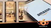 Cover Amazon ouvre ses boutiques de luxe en ligne