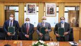 Convention-cadre ministère de la Santé et FNS