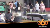 Cover Vidéo - بيضاويون يعودون للعاصمة الاقتصادية قُبيل الدخول المدرسي