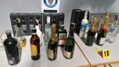 alcool frelaté